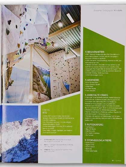 norsk klatring