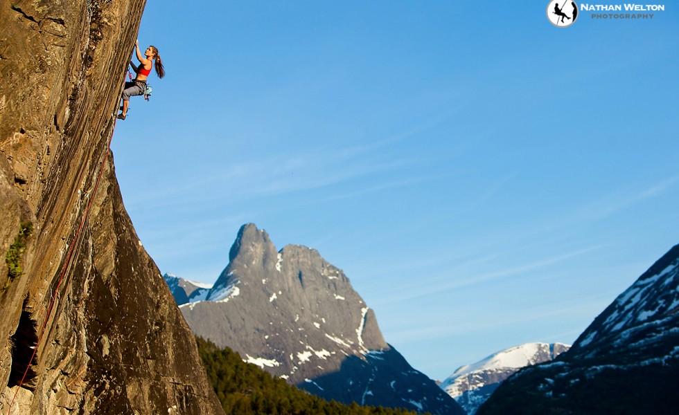 Sport Climbing in Norway