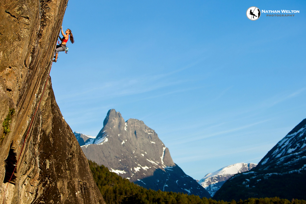 Sport Climbing in Norway