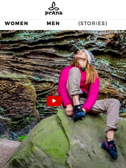 video from the 2015 prana pant summit