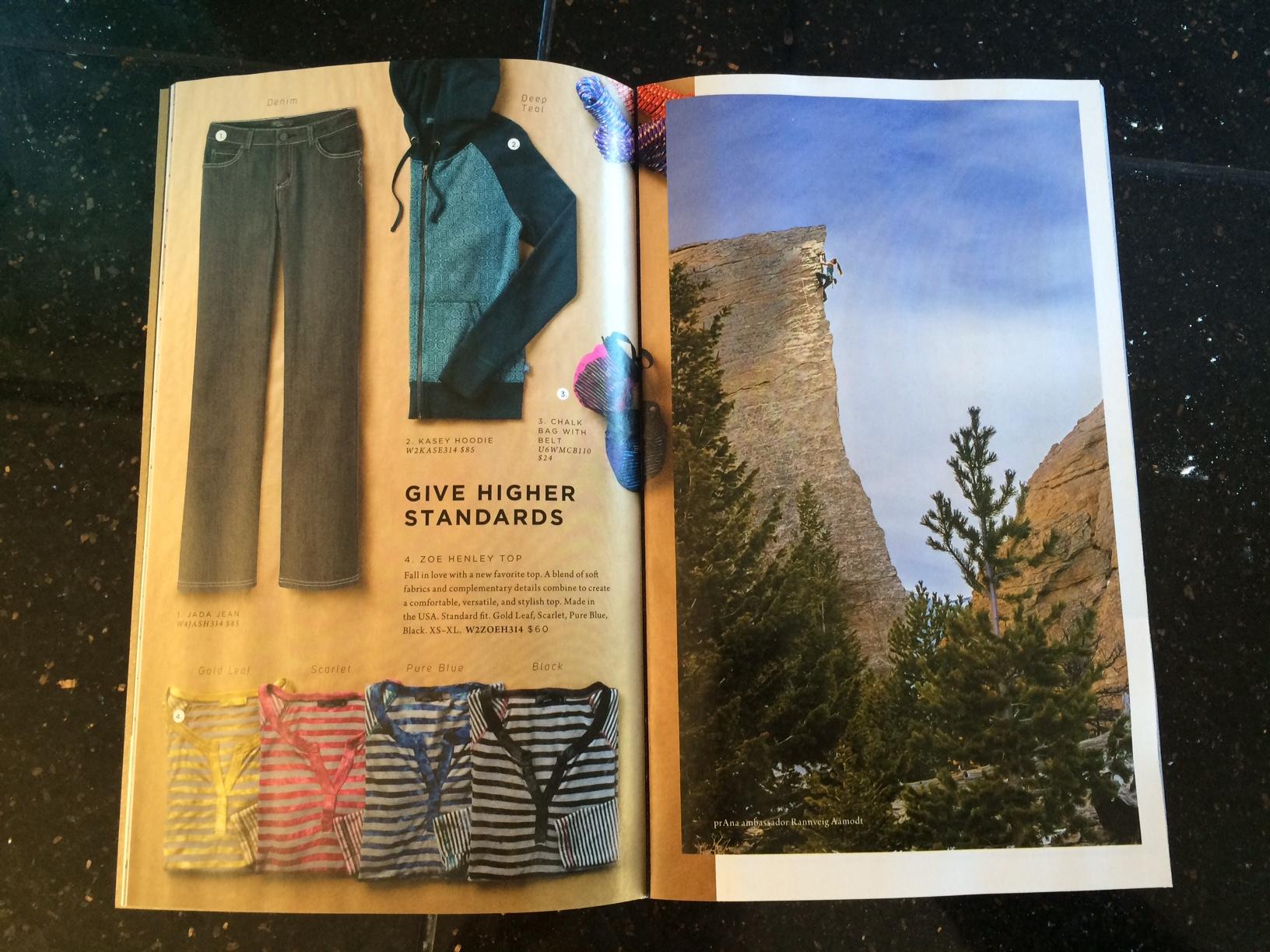 spring style prana catalog