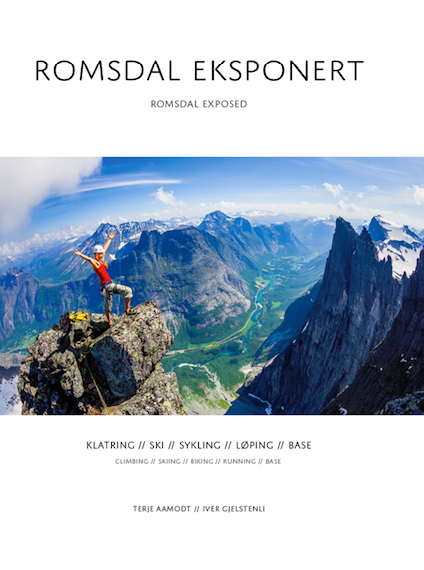 romsdal exposed adventure sport in Norway